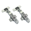 Auto Adjustable Hydraulic Hinges Clip On Two Way Hinge - 0 Crank