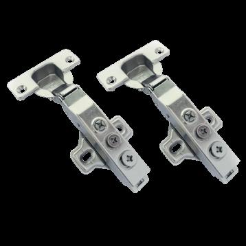 BTL Auto Adjustable Hydraulic Hinges Clip On Two Way Hinge - BAHH-AC0