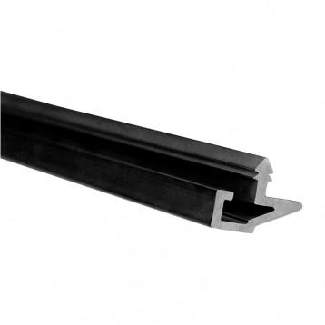 Aluminium Inlay Profile-Matt Black-44