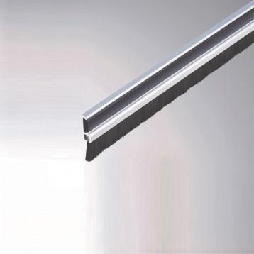 Aluminium Door Seal Profile - Brush Type 900mm