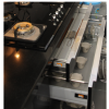 Edge Handle Profile - 150 mm Sliver Anodised