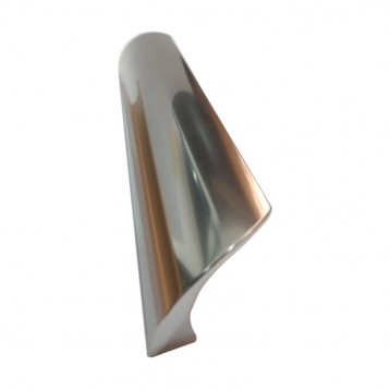 Handle Profile 07 168mm-Polished Silver