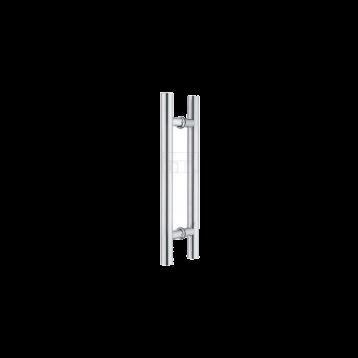 Glass Door Handle - TT - 325 x 240 x 25 dia
