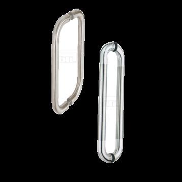 Glass Door Handle - TT - 225x25 dia