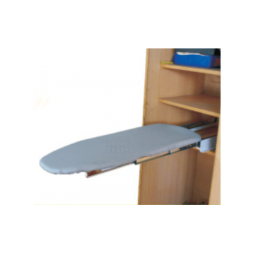 Wardrobe Folding Ironing Board with Channel