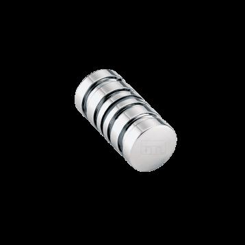 BTL BSH-AL-106-CP Glass Door Knobs -106-CP