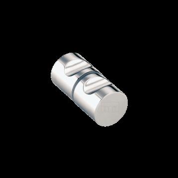 BTL BSH-AL-107-CP Glass Door Knobs -107-CP