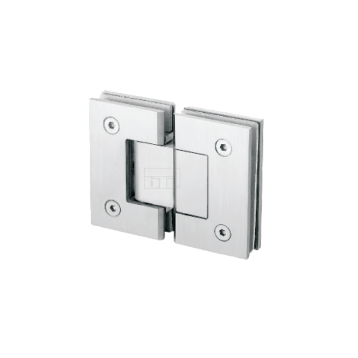 BTL BSH-S-2-SS Shower Hinges - Glass to Glass 180 Degree - SS
