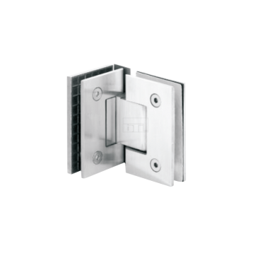 BTL BSH-S-4-SS Shower Hinges - Glass to Glass 90 Degree - SS