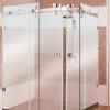 BTL BSLD-G105 Glass Door Sliding Set - G105 - Glass Door Accessories