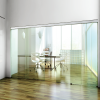 Glass Door Sliding - Two Fixed and Two Moving Doors