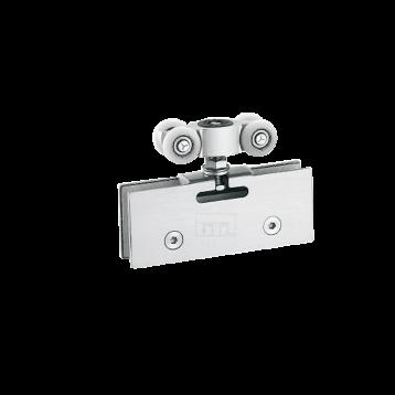 BTL BSLD-G3 Glass Door Sliding Fitting 4 Wheels - 80 Kg Adjustable
