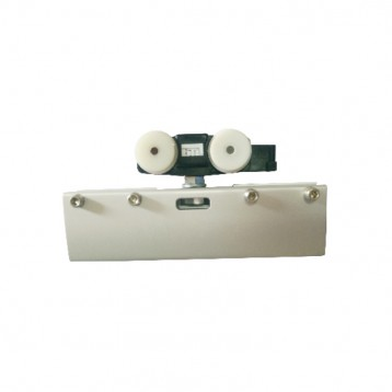BTL BSLD-G7 Glass Door Sliding Fitting - can fit without Hole