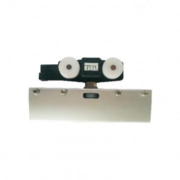 BTL BSLD-G8 Glass Door Sliding Fitting - 140Kg - can fit without Hole