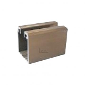 BTL Aluminium Sliding Upper Track - BSLD-T15