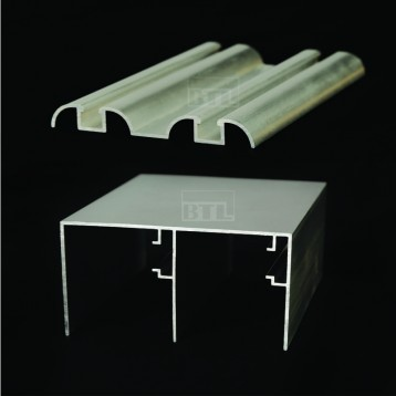 Top and Bottom Sliding Track for BSLD-26 - 2 Meter- T26-TB-2M