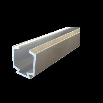 Aluminium Sliding Upper Track 3 Mtr - For BSLD-001-SC