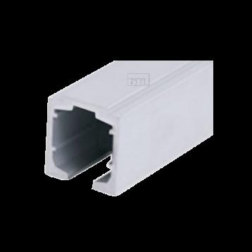 Aluminum Sliding Upper Track - 8FT - for BSLD-G9 and BSLD-G10