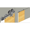 Sliding Fitting - Wooden - 150 Kg - W101 new