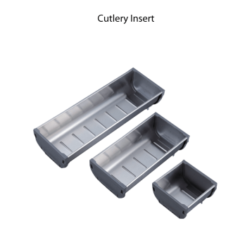 Cutlery Insert 88mm for Tandem Box