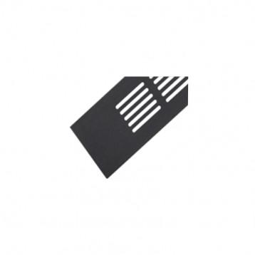 150 mm Ventilation Grille - Black