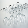 Designer Glass Rack