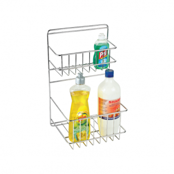 Designer Detergent Holder SS304
