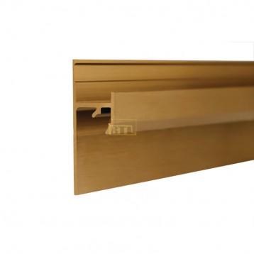 Aluminium Deco Profile-Brushed Gold-40.5