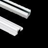 Aluminium Sliding Upper and Bottom - 2000mm