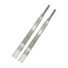 14 Inch Full Extension Stainless Steel Soft Close Slides - 35 kg