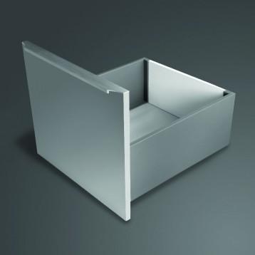 Slim Tandem Box - 171mm - 400x35kg - Charcoal Grey