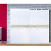 Wardrobe Inline Sliding Fitting - Cabinet Width 2000mm
