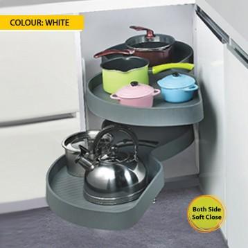 Easy Soft Swing Corner - Left - White Color