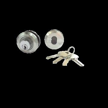 BTL BGSL-01-SS Sliding Glass Door Handles and Push Lock