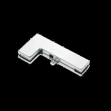 BTL Pure Aluminium 8.5mm thick Over Panel L Corner Patch