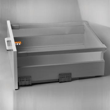 Slim Tandem Box with Square Upper Railing - 5SLT-1URQ