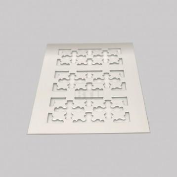 Ventilation Grille Designer 150mm With LED Fixing